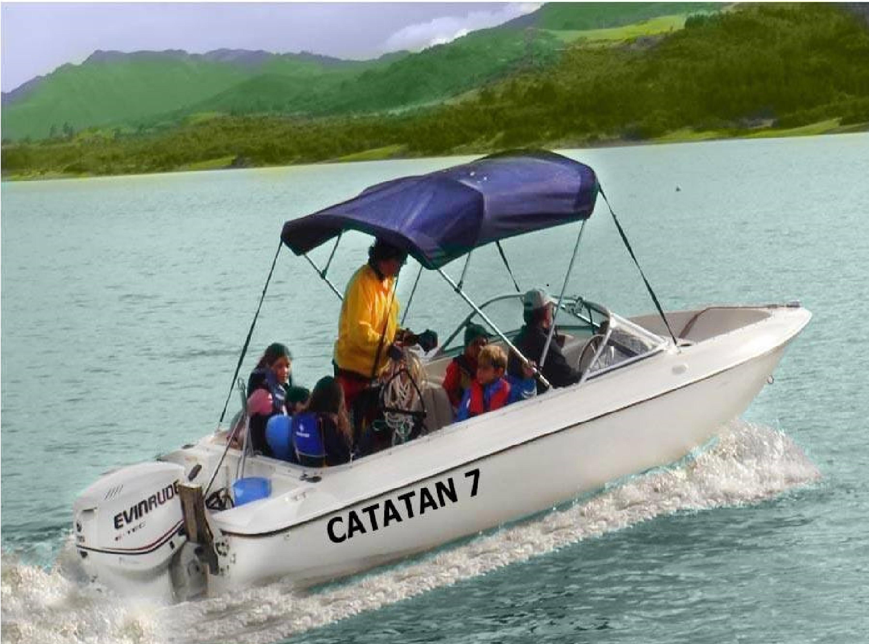 Calima lago